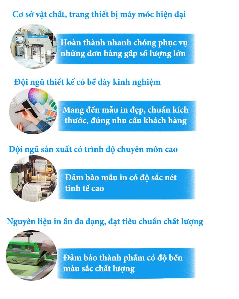 Lý do chọn in decal xi tại Minh Hoàng